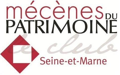 Logo Mécène Patrimoine 77